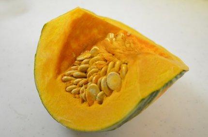 カボチャの栄養成分に注目!効果を発揮するための効果的な食べ方。