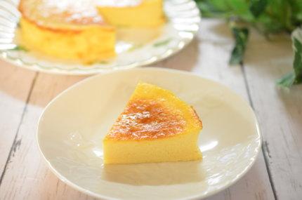 カッテージチーズでカロリーオフ!ベイクドチーズケーキの作り方