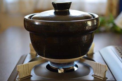 土鍋で炊くご飯が絶品!ふっくら美味しい炊き方(ビュエご飯鍋使用)