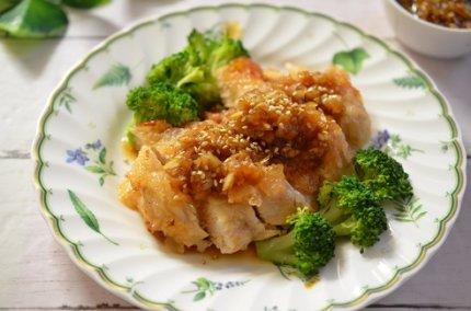 「玉ねぎで作る油淋鶏のタレ」砂糖なしで簡単&驚きの美味しさ!