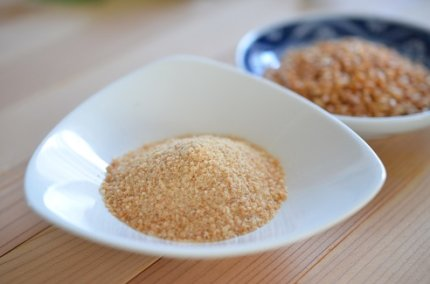 玄米粉を手作り!意外と簡単!安心して食べれる作り方。