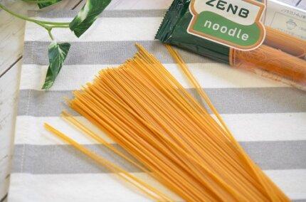 ZENBヌードルを食べてみた!食物繊維の効果にビックリ!!
