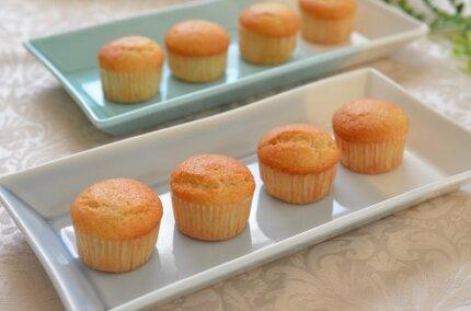 卵白消費に!米粉とアーモンドパウダーのフリアン風ケーキ。